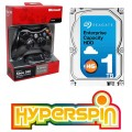 1TB Hyperspin Drive with Controller