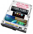 3500 in 1 Games Family IDE Hard Drive Jamma 3149-1 upgrade 3149 Arcade Game HD