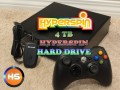Hyperspin Arcade Gaming PC BASIC 4TB Systems