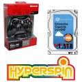 1.5TB Hyperspin Drive with Controller